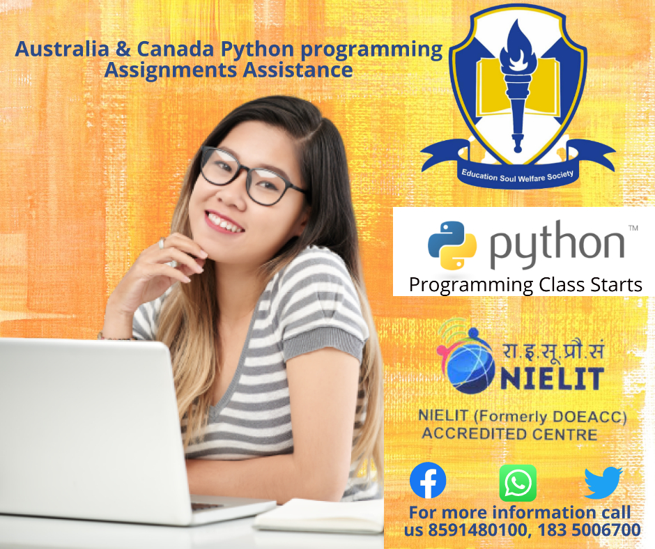 python programming course in Amritsar