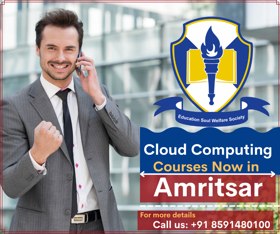 Cloud Computing Courses in Amritsar